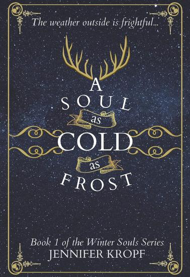 A Soul as Cold as Frost - cover