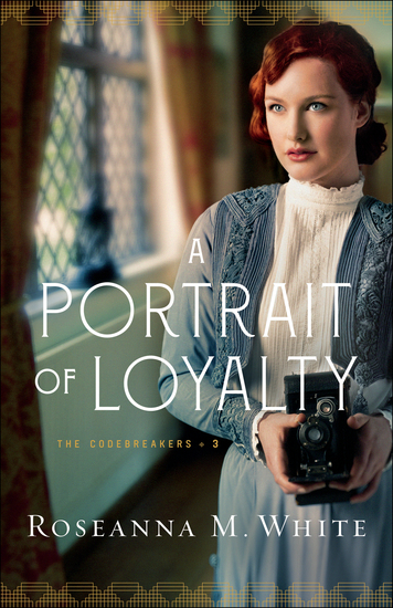 A Portrait of Loyalty (The Codebreakers Book #3) - cover