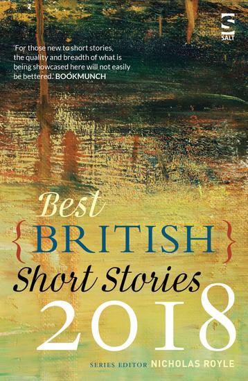 Best British Short Stories 2018 - cover