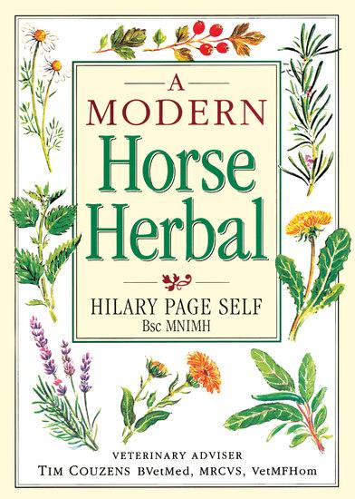 A Modern Horse Herbal - cover