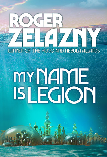 My Name is Legion - cover