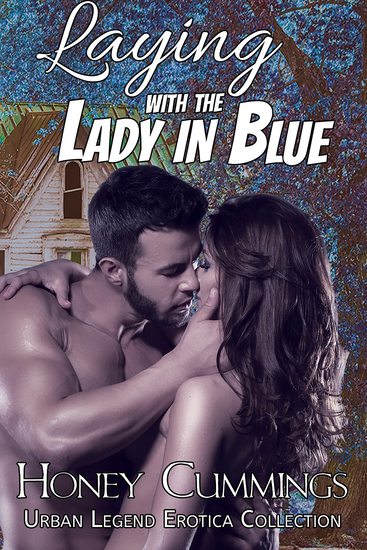 Laying with the Lady in Blue - cover