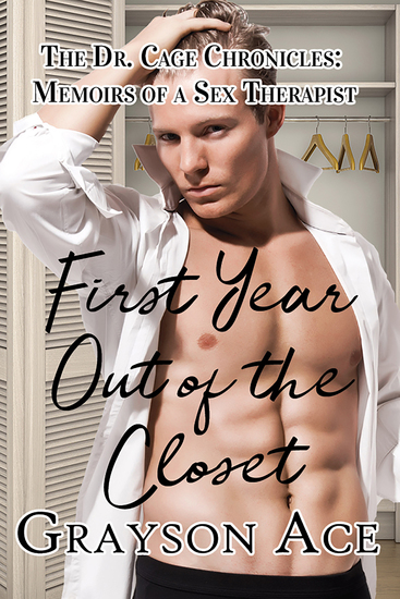First Year Out of the Closet - cover
