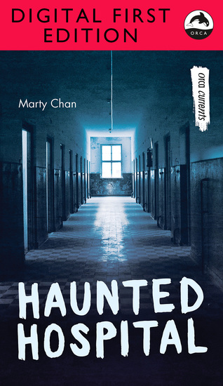 Haunted Hospital - cover