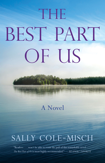 The Best Part of Us - A Novel - cover