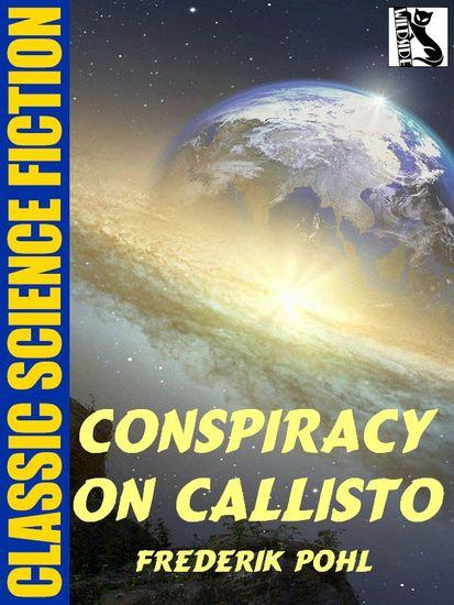 Conspiracy on Callisto - cover
