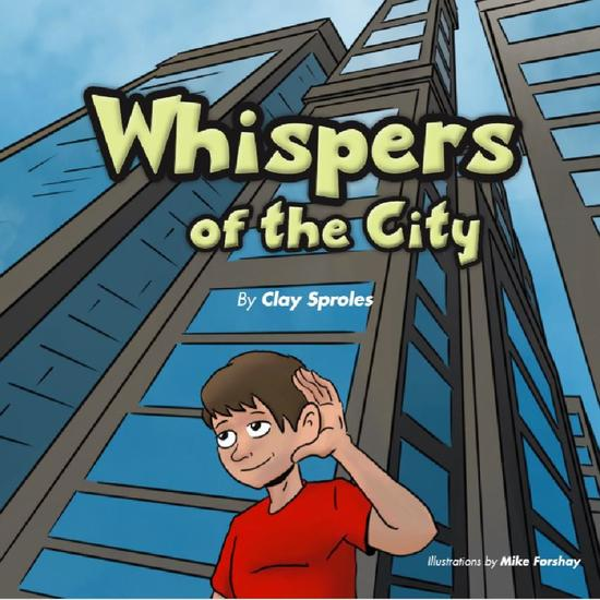 Whispers Of The City - cover