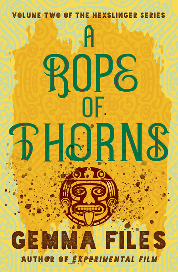 A Rope of Thorns - cover