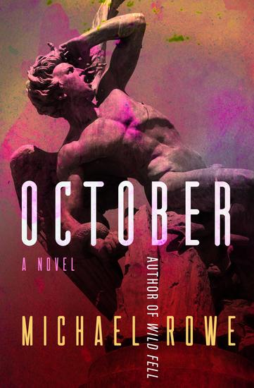 October - A Novel - cover