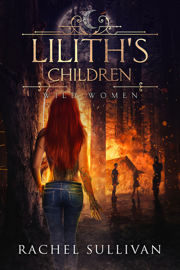 Lilith's Children - cover