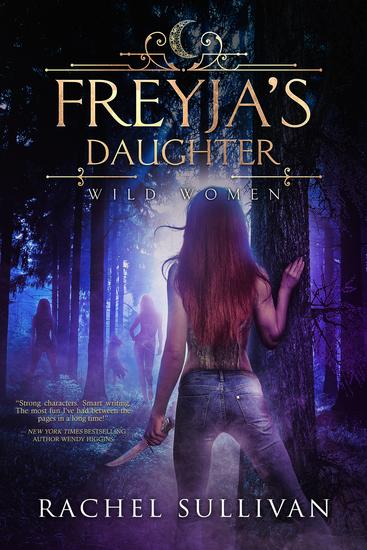 Freyja's Daughter - cover