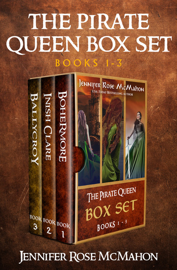 The Pirate Queen Box Set - cover