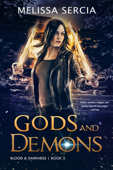 Gods and Demons - cover