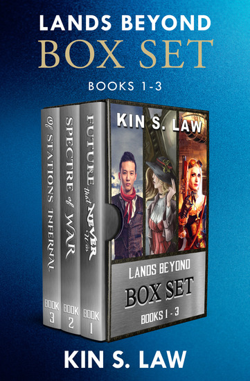 Lands Beyond Box Set - cover