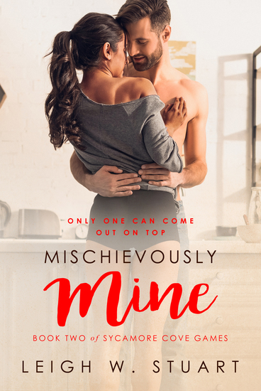 Mischievously Mine - cover