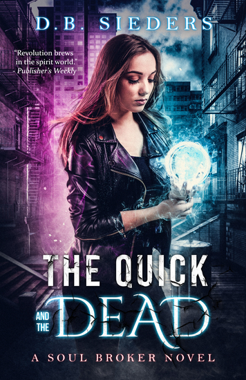 The Quick and the Dead - cover