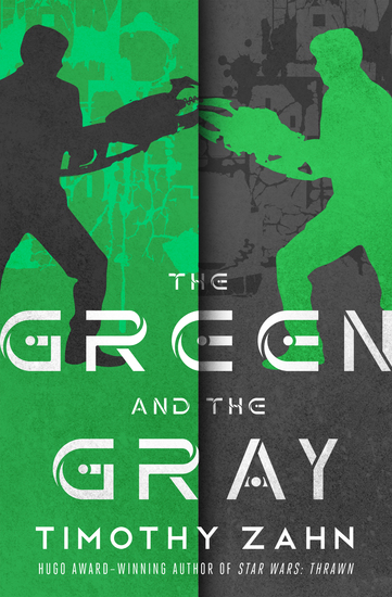 The Green and the Gray - cover