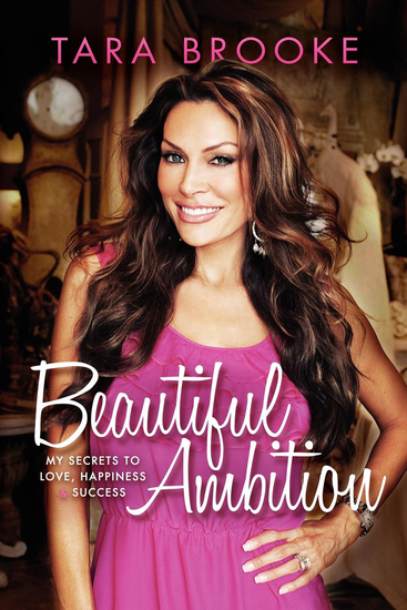 Beautiful Ambition - My Secrets to Love Happiness & Success - cover
