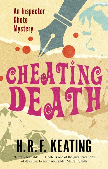 Cheating Death - cover