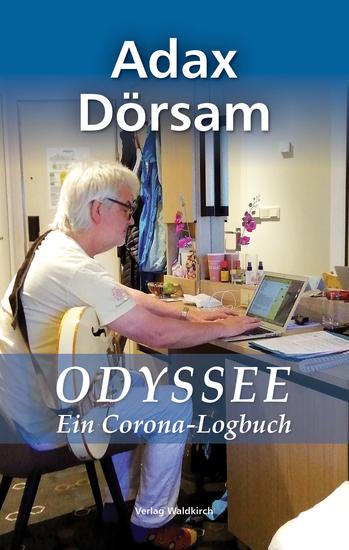 Odyssee - ein Corona Logbuch - cover