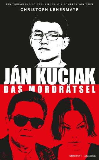 Ján Kuciak - Das Mordrätsel - cover