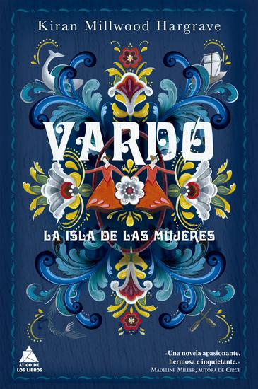 Vardo - La isla de las mujeres - cover