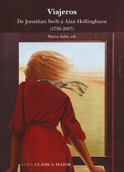 Viajeros - De Jonathan Swift a Alan Hollinghurst - cover