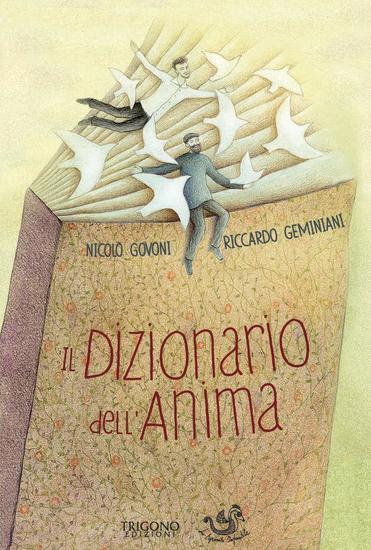 Il Dizionario dell'Anima - cover