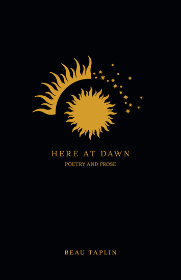 Here at Dawn - Poetry and Prose - cover
