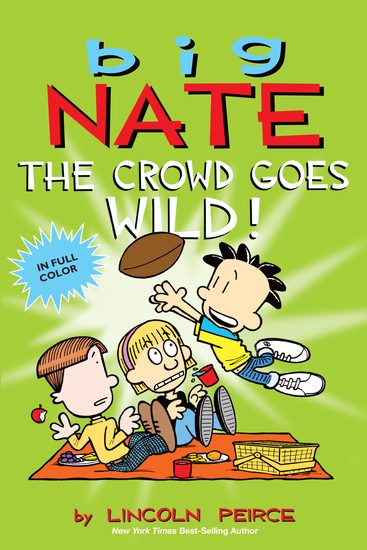 Big Nate: The Crowd Goes Wild! - cover