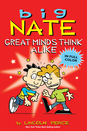 Big Nate: Great Minds Think Alike - cover