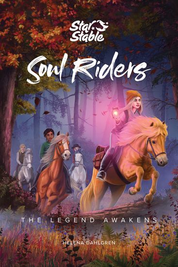 Soul Riders - The Legend Awakens - cover