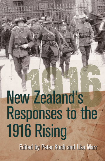 New Zealand's Responses to the 1916 Rising - cover