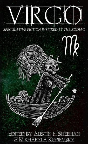 Virgo - The Zodiac Series #9 - cover
