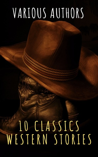 10 Classics Western Stories - cover