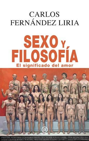 Sexo y Filosofía - El significado del amor - cover