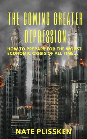 The Coming Greater Depression - cover