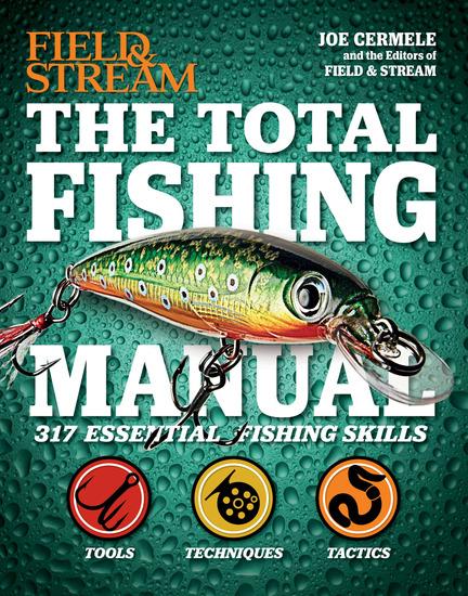 The Total Fishing Manual - 317 Essential Fishing Skills - cover