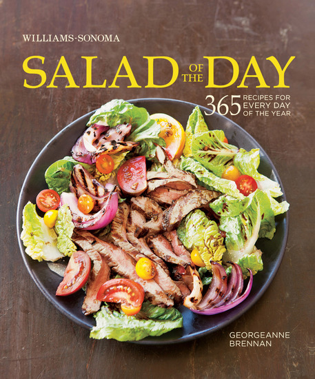 Williams-Sonoma Salad of the Day - 365 Recipes for Every Day of the Year - cover
