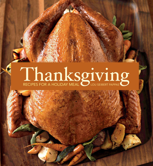 Thanksgiving - Recipes for a Holiday Meal - cover