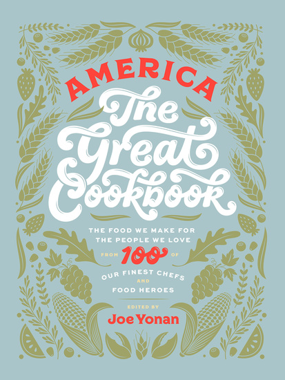 America: The Great Cookbook - cover