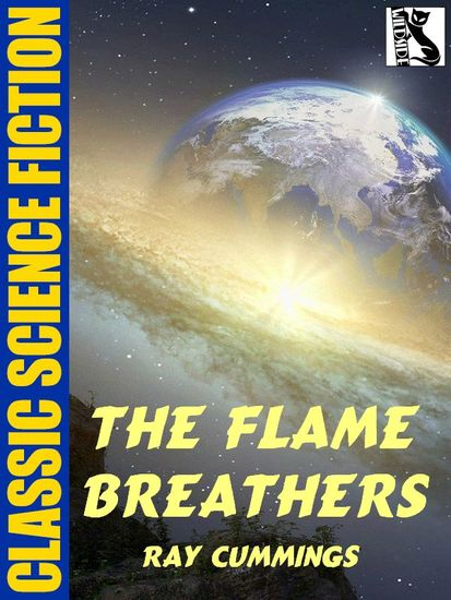 The Flame Breathers - cover