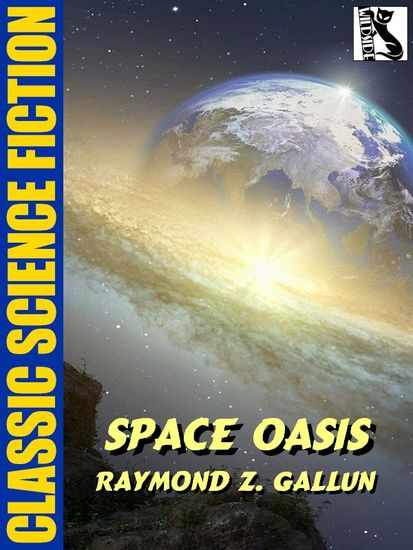 Space Oasis - cover