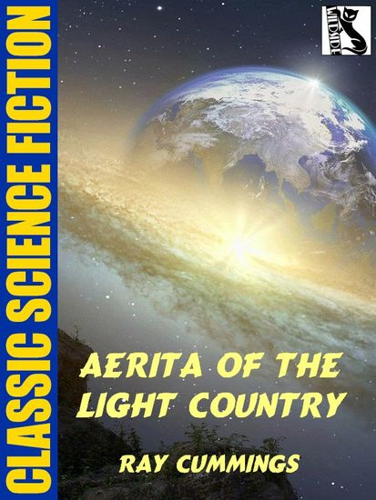 Aerita of the Light Country - cover