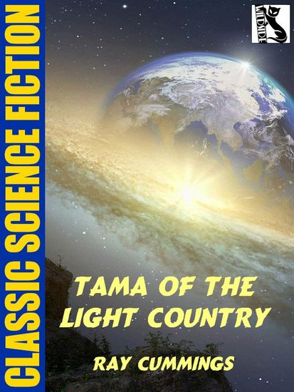 Tama of the Light Country - cover