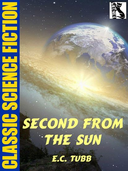 Second from the Sun - cover