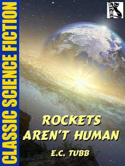 Rockets Aren't Human - cover