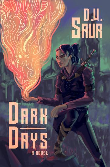 Dark Days - cover