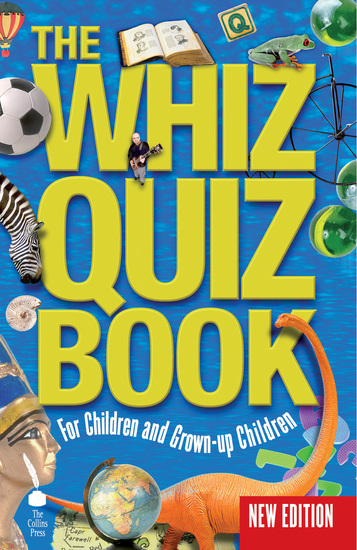 The Whiz Quiz Book - For Children and Grown-up Children - cover