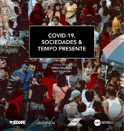 COVID-19 sociedade e tempo presente - cover